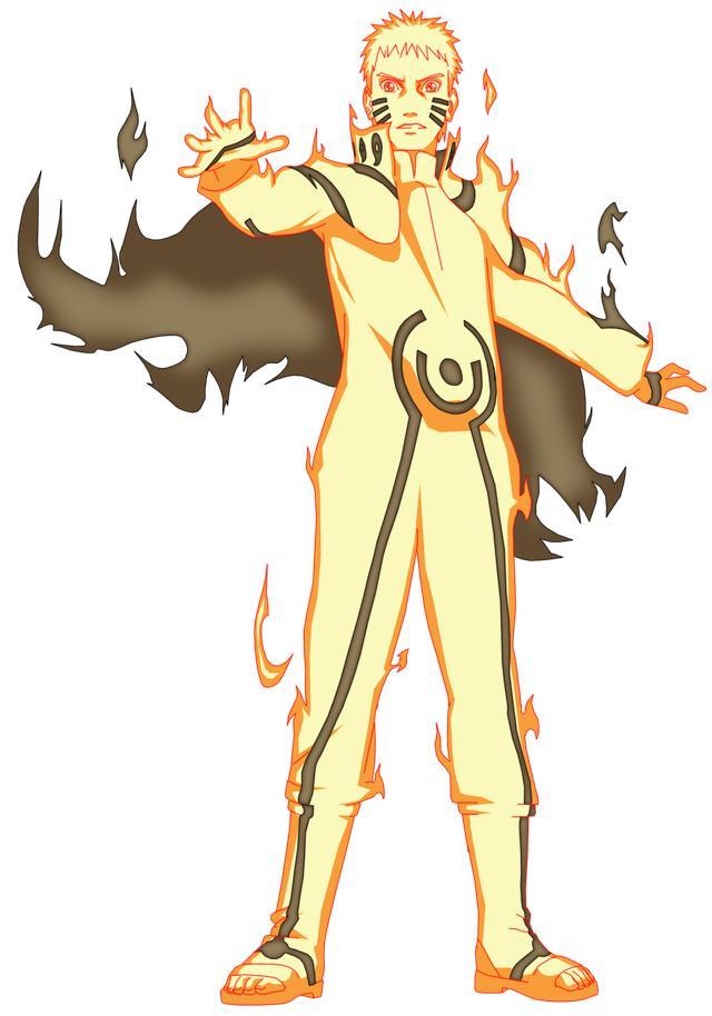 火影忍者:鸣人有几种形态您知道吗?盘点鸣人各种形态