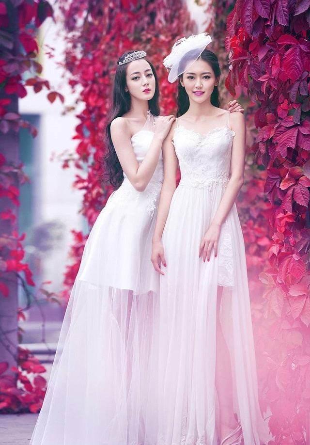 娱乐圈12运势星座穿上婚纱,狮子座郑爽很美,但输给了摩羯座的她巨蟹座2014年6月女神图片