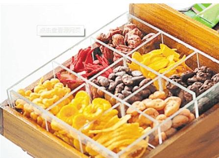 广东方人度过年必备的特点糖实, 条是外面边人觉得超级难吃