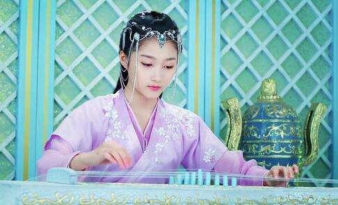 古装剧十五大紫衣美人,杨颖范冰冰上榜,热巴赵丽颖不相上下