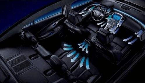 被忽视的空调保养: 汽车空调正确打开方式