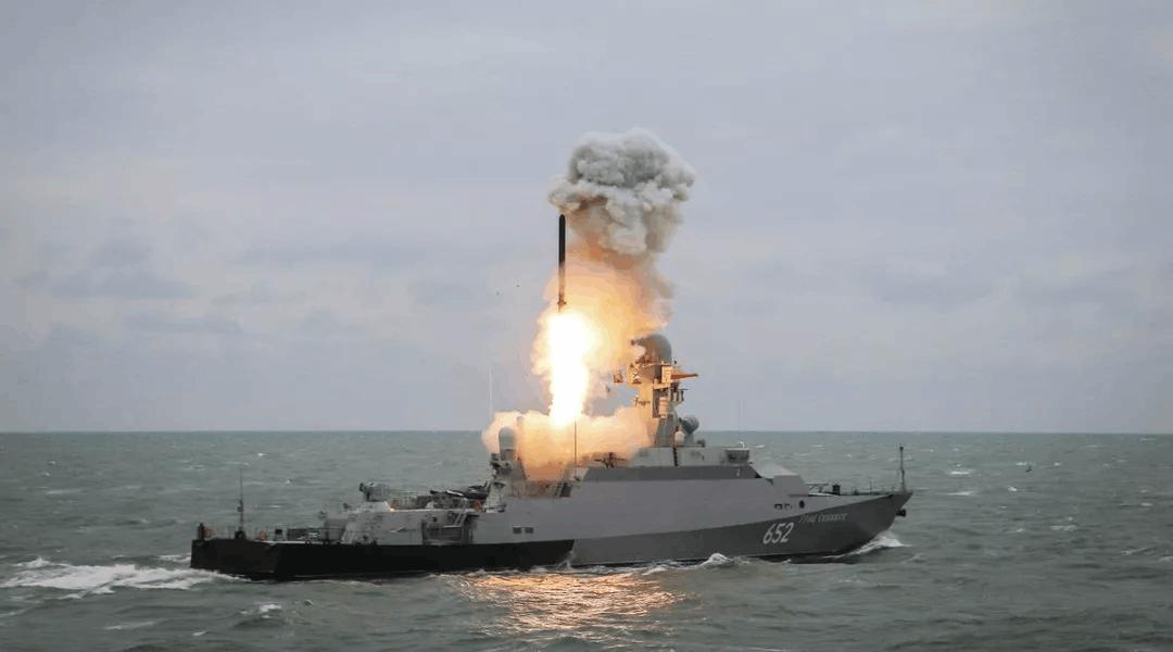 口径巡航导弹