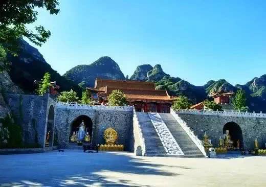 9元秒杀北京十渡乐佛山景区门票 免费动物园!