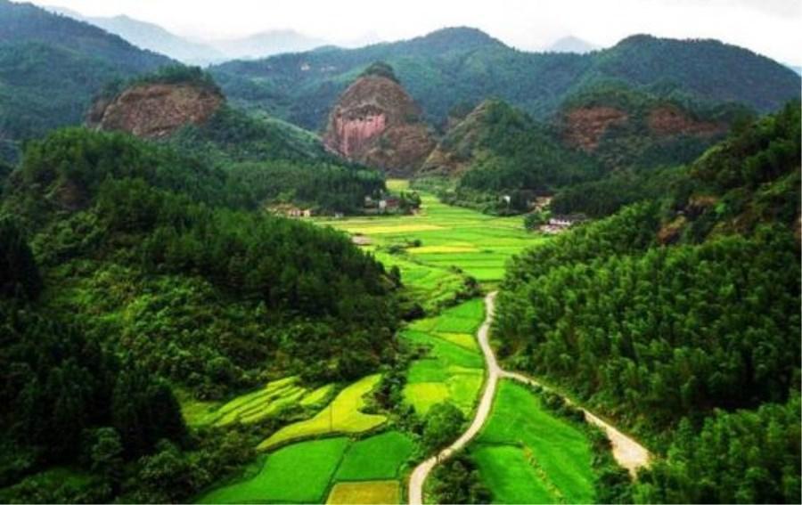仙人谷国家森林公园