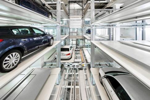 立体车库搬运器特点简析和展望
