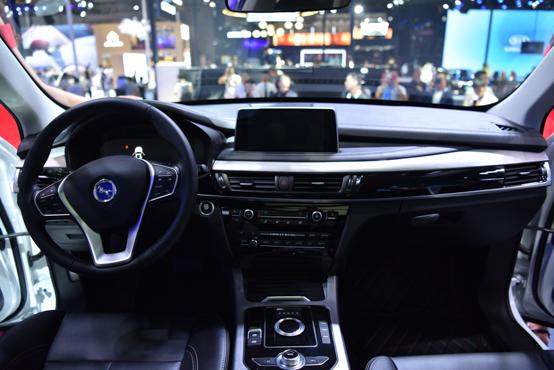 2018成都车展 |汉腾X7 PHEV四川区域上市 补贴后售价18.78万起