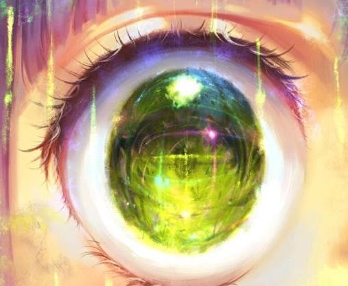十二星座专属二次元眼睛,水瓶座清澈明亮,金牛座十分