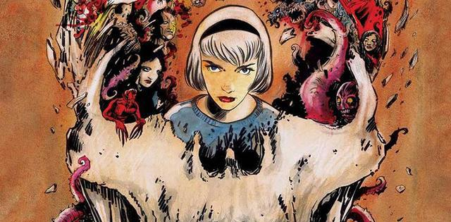 《萨布丽娜的惊心冒险》(the chilling adventures of sabrina)