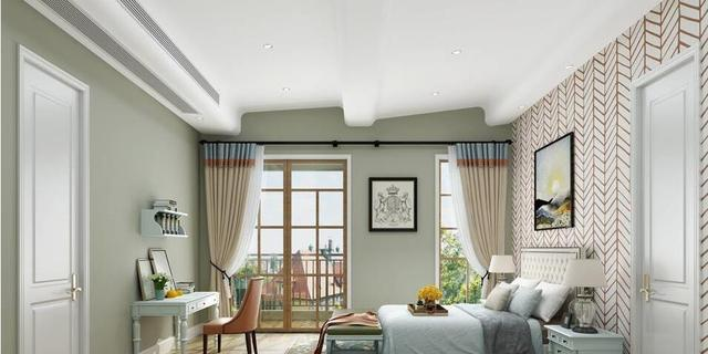 郑州900平现代古典风格别墅设计,简单时尚中不失奢华之气