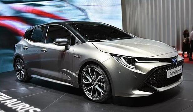 丰田新款卡罗拉上市了,外观大变让年轻人疯狂