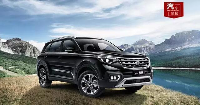 让中国品牌胆怯的合资SUV,块头大配置高,关键只要13万