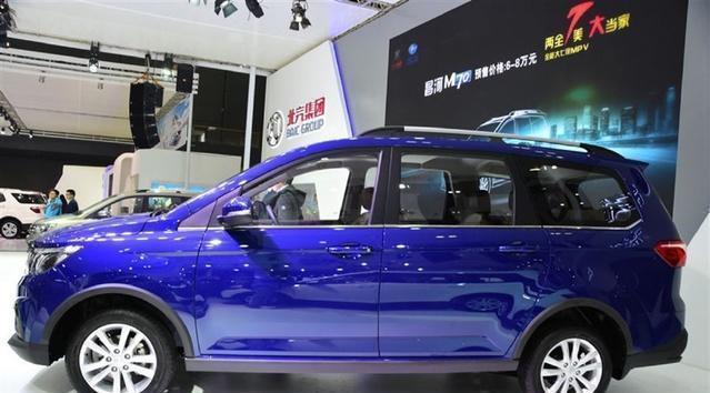 全新MPV车型昌河M70宣布正式上市, 5万售价