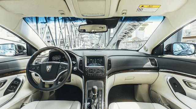 荣威E950,设计美感十足,购其车还有5万元补贴