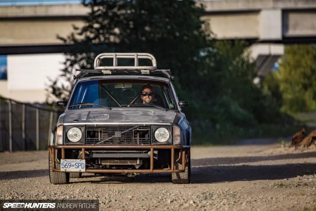 中国报废的车,老外都怎么玩?奉上3台老车改装案例