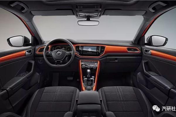 配全液晶仪表科技感爆棚,一汽-大众全新紧凑型SUV命名为探歌