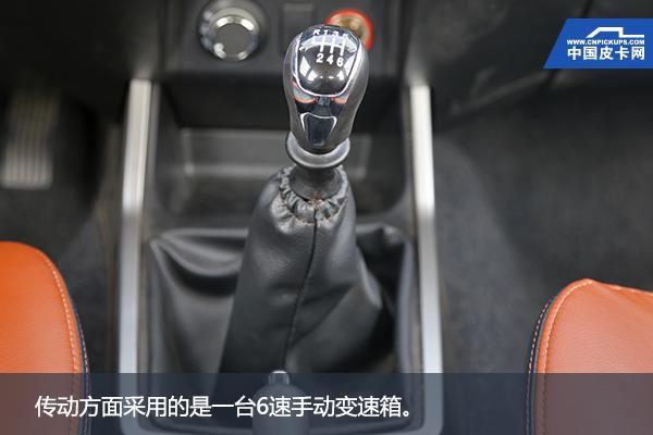 经典所以可靠 试驾郑州日产2018款锐骐皮卡