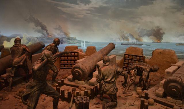 天津的三宗宝之一, 也是坚决抵抗外国侵略的爱国史