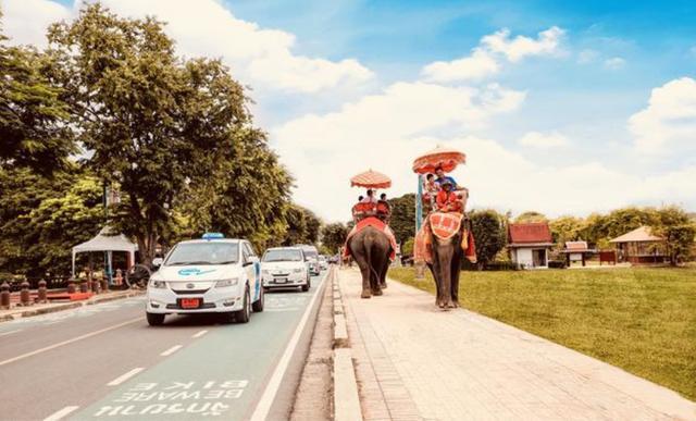 比亚迪走出国门,将车开进了泰国,预霸占出租车领域
