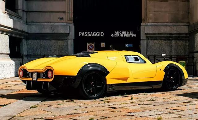 改装法拉利F430超级跑车与布加迪威龙相当,开价高达285万美元!