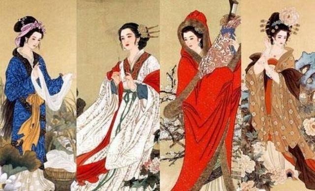中国古代四大丑女:人丑心善,都不是平凡女!