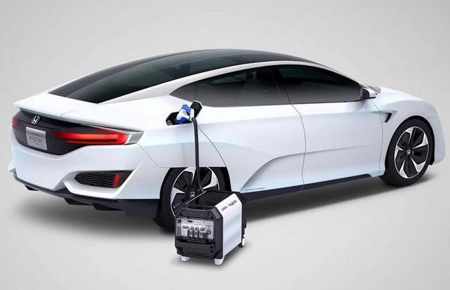本田制造新能源汽车,续航750公里,不需要充电桩!