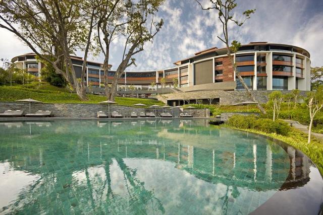 新加坡嘉佩乐酒店,不仅仅是个性美丽幼儿园风景名片设计图片素材图片