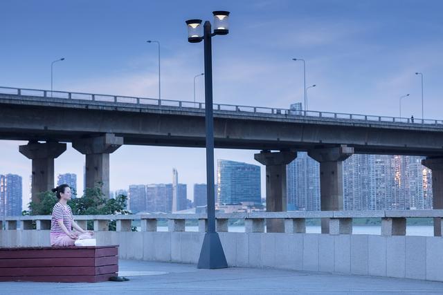 景观设计:总结有归属感的平面城市,长沙湘江西空间设计师一周打造图片