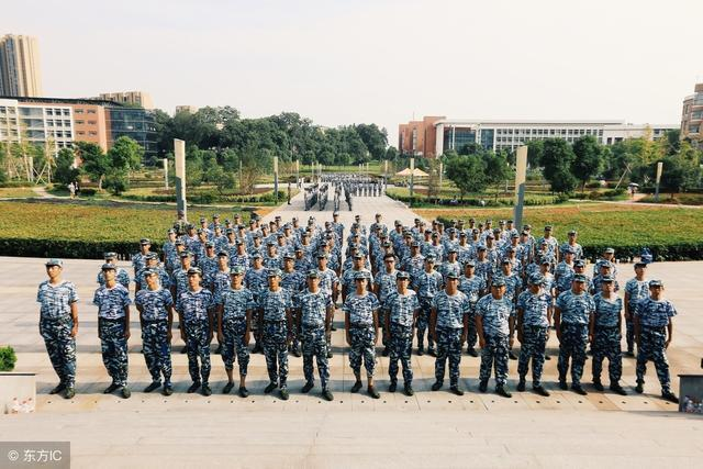 紫水学校初中军训发不发迷彩服给初中生大学生v学校图片