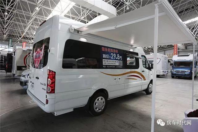 凌运江淮B型房车29.8万元起售 可定制
