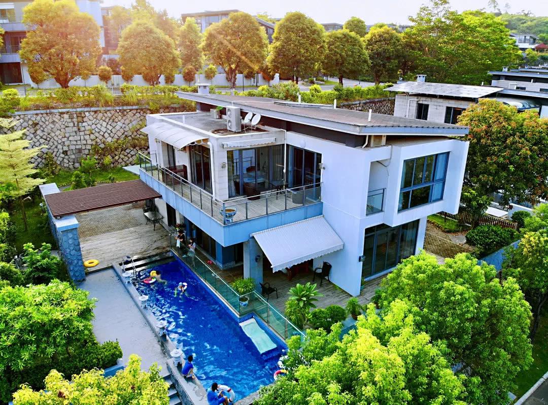 厦门团建聚好去处,独栋别墅,别墅,ktv,v别墅应有尽有上海新华路泳池图片