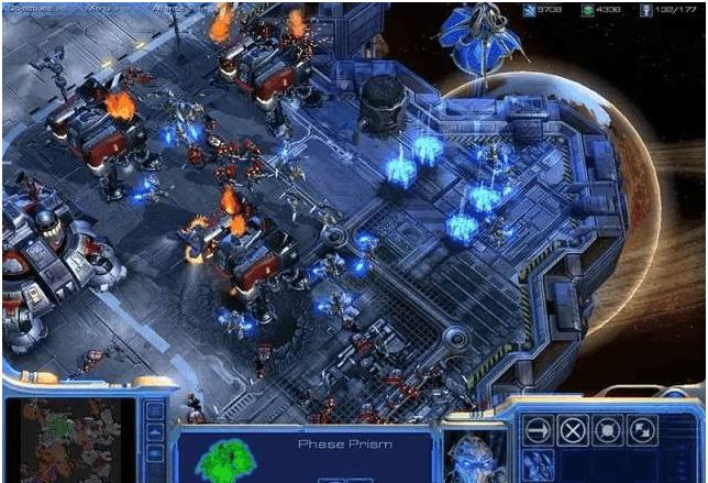 星际争霸首次人机大战: 人工智能对人类的又一次挑战