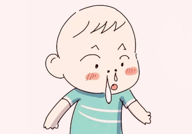 宝宝感冒流鼻涕鼻子不通,试试这些缓解法,效果不错