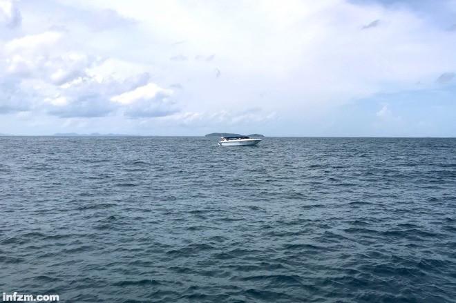 多艘船只正在普吉岛搜救沉船失踪人员|泰国|搜救