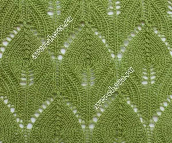 棒针编织镂空花样大全,织出独一无二的毛衣就靠它了!