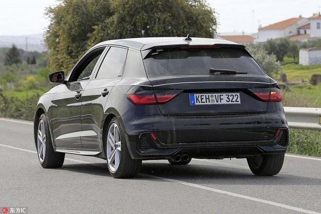 新一代奥迪A1谍照曝光 仅提供五门版Sportback车型