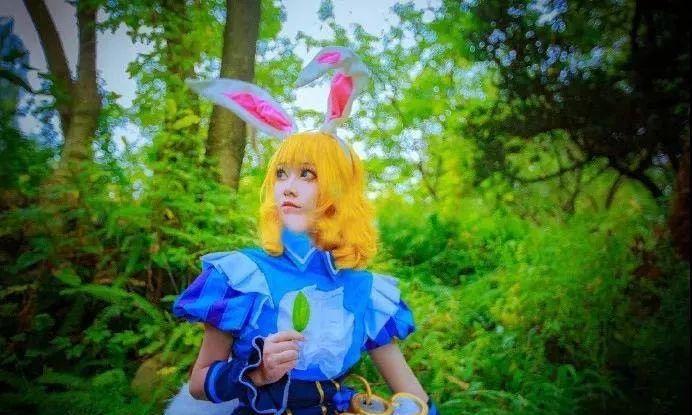 徐州-王者荣耀仙境爱丽丝妲己, 欢迎来到爱丽丝的仙境