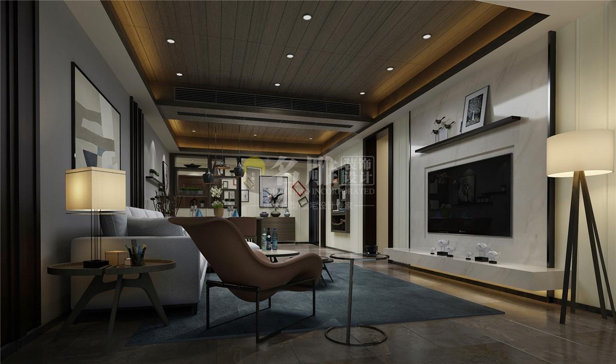 130㎡北欧风格三居室,后现代家居的典范,崇尚极简主义图片