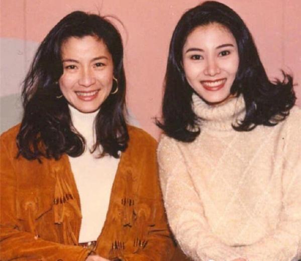 80年代90年代,港台的女明星可谓真正的纯天然美