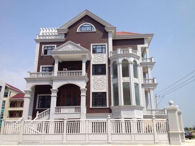 别墅别墅看福清,满城农村看江阴,让你建房不行的别墅自不服福清悦土豪揽区图片