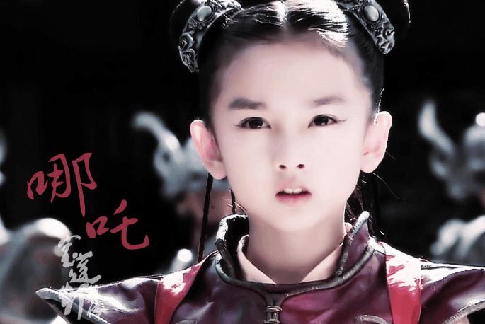 小时候演男孩, 号称最美小哪吒, 长大跟王俊凯演情侣图片