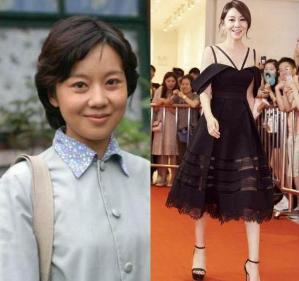 娱乐圈减肥成功的明星,郑欣宜减了100斤,而她瘦下来140斤!