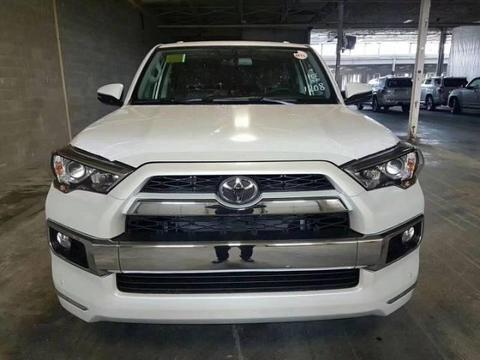 丰田又一款越野黑马登陆的中国市场,18款丰田超霸4RUNNER!