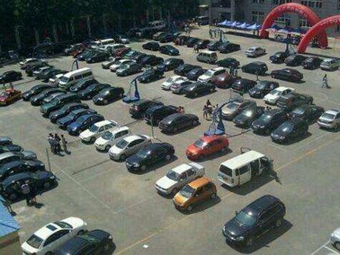 为什么在二手车市场有那么多9.9成新的车在卖?