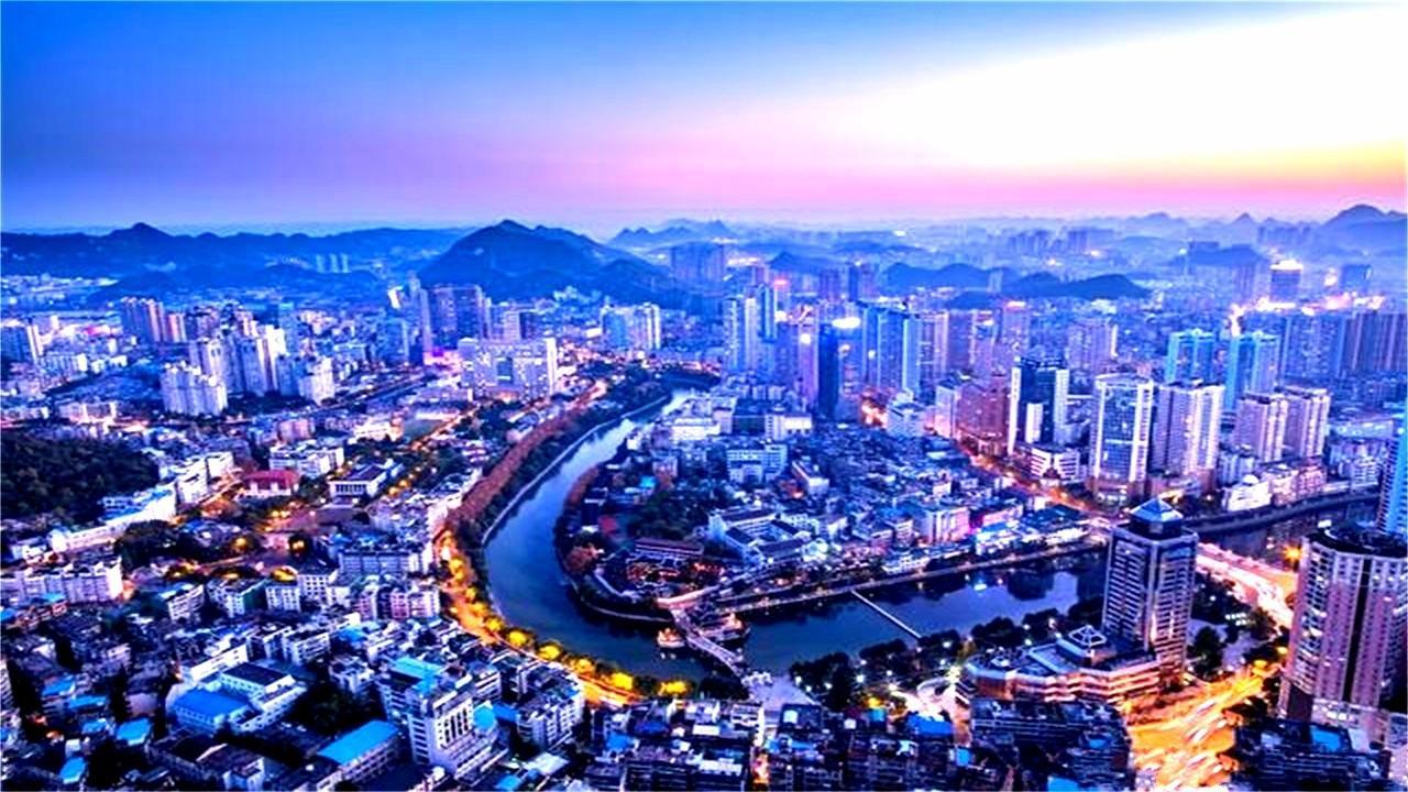 贵阳gdp_贵阳状元 遵义探花 全国主要城市GDP增速排名榜出炉