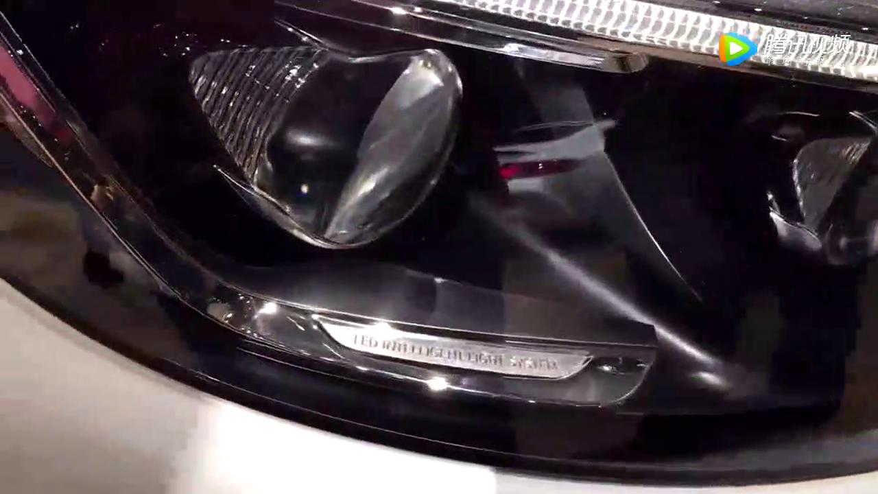 豪华中型SUV 新款梅赛德斯AMG GLC63轿跑曝光
