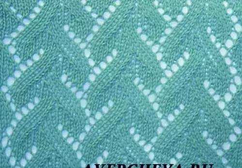 棒针编织镂空花样大全,织出独一无二的毛衣就靠它了!(附图解)