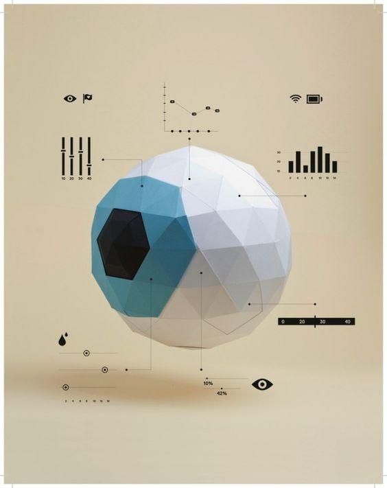 一组漂亮优秀的海报版式设计图片