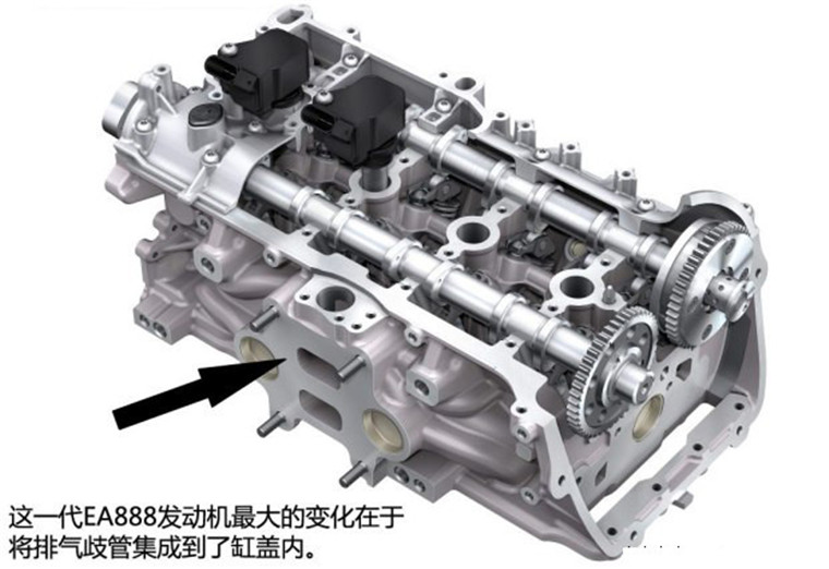 正时链条的改进,对2018款新迈腾330TSI发动机的影响