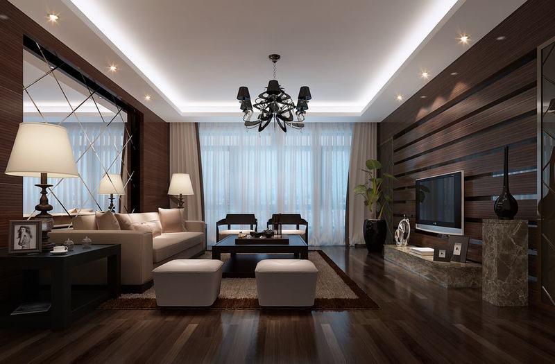 2018年客厅流行装修风格,你家是这样装修的吗?