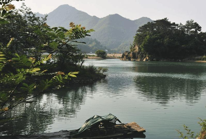 老外也会去的这个山水之地, 永远的山水诗最美的桃花源